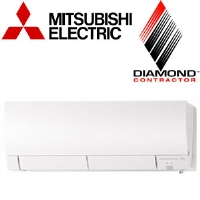 Mitsubishi Electric Msz Fh Series Wall Mounted Ductless