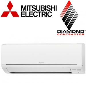 Mitsubishi Electric Msz Gl Series Wall Mounted Ductless