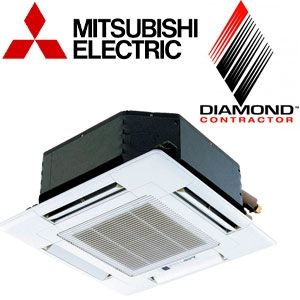 Mitsubishi Electric Slz Ka Series Wall Mounted Ductless