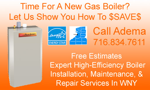 Upgrading Residential Boilers In Buffalo, NY & Western New York