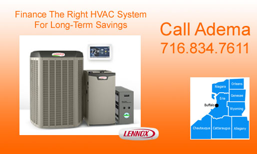 Adema HVAC System Upgrade Financing Programs For Western New York
