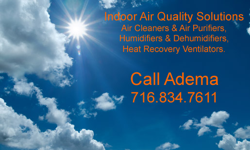 Commercial Indoor Air Quality Systems, Buffalo, NY & WNY